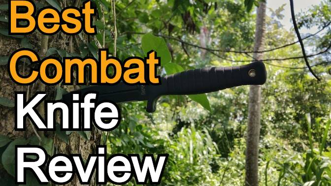 best comabt knife review