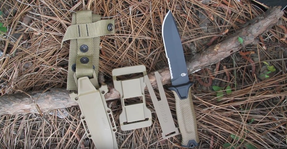 Gerber StrongArm 420 High Carbon Stainless Steel review