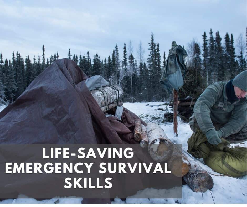 20 Proven Life saving Survival Skills