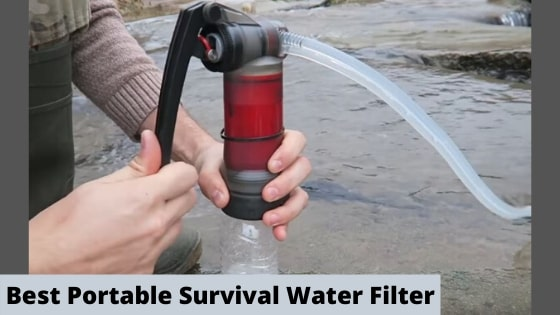 Reviewing 10 Best Survival Water Filter