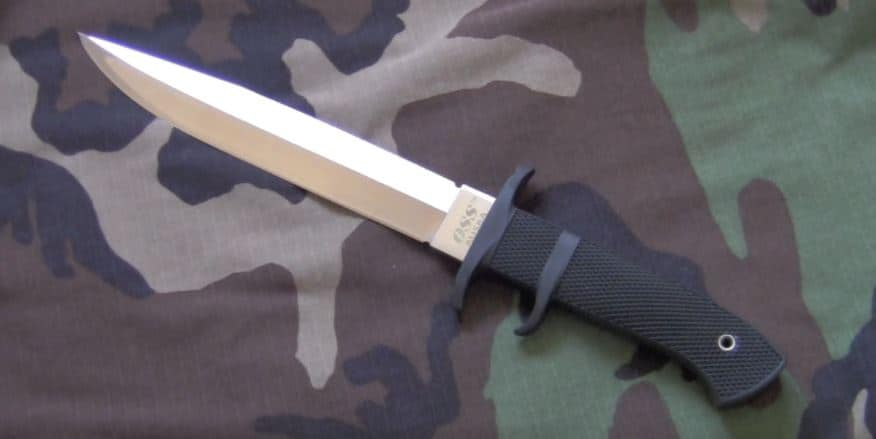 cold steel oss review