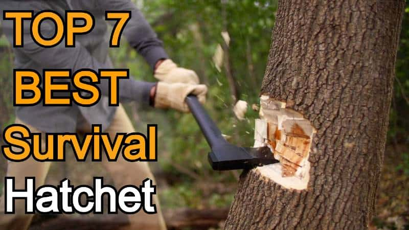 Reviewing 7 Best Survival Hatchet 2021