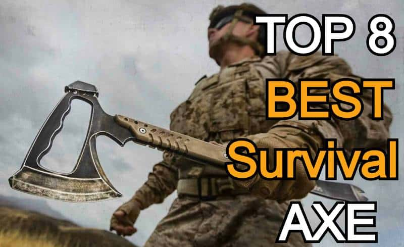 Reviewing 8 Best Survival Axe 2021