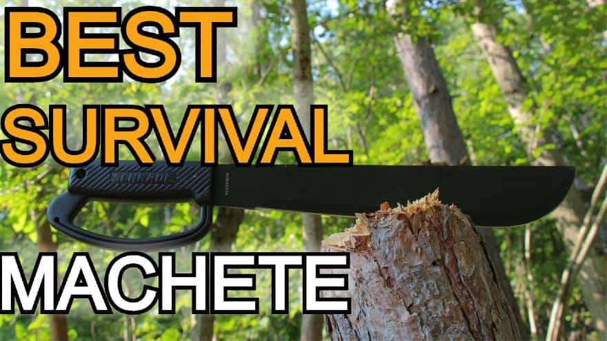 Best survival machete