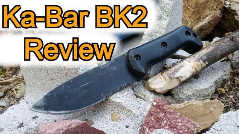 Ka-bar bk2 review