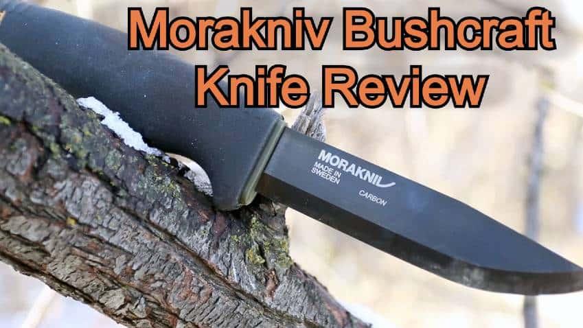 Morakniv Bushcraft Survival Knife review