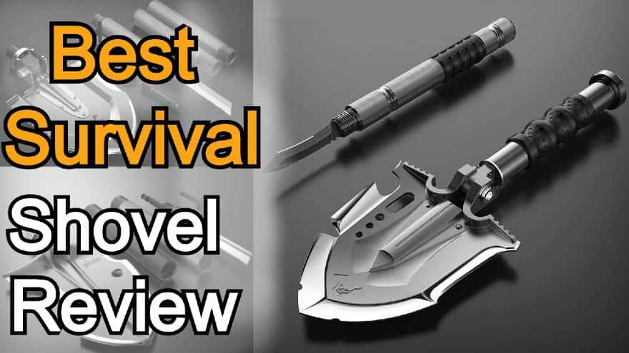 Reviewing 7 Best Survival Shovel 2021