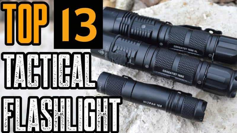 best tactical flashlight review
