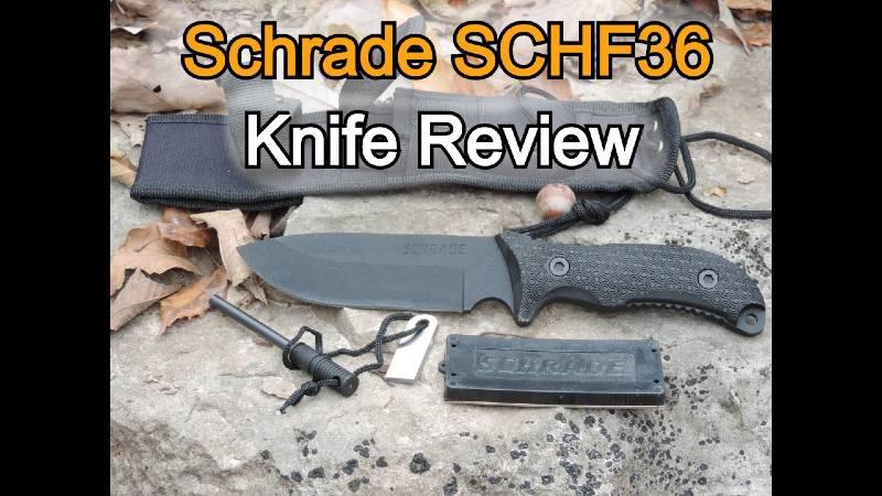 schrade schf36 review