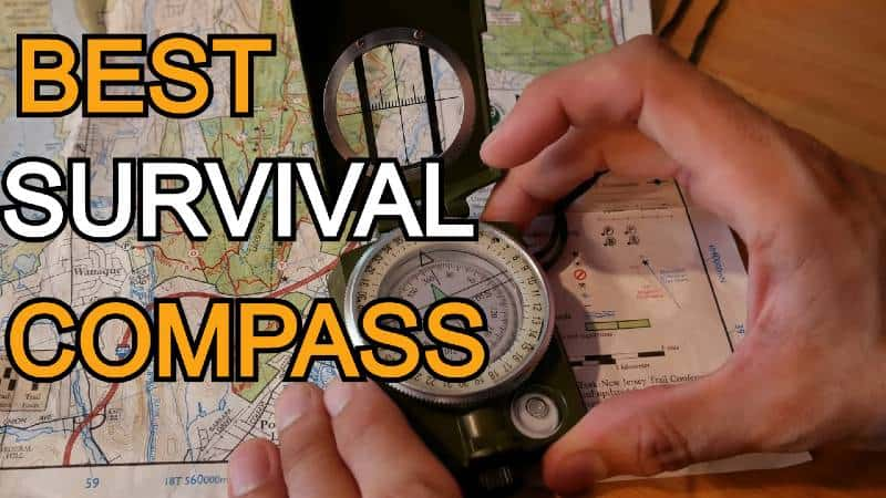Reviewing 5 Best Survival Compass 2021