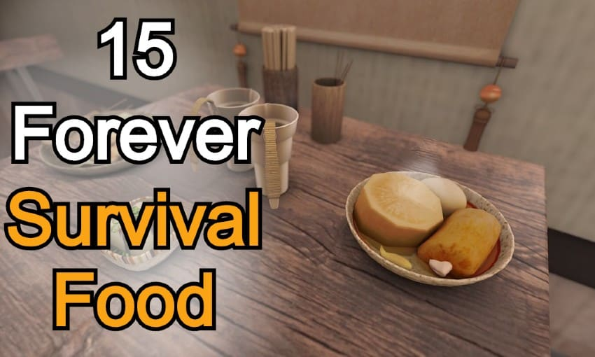 15 Forever Survival Food To Stockpile for Any Emergency
