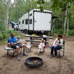 potable camping table review
