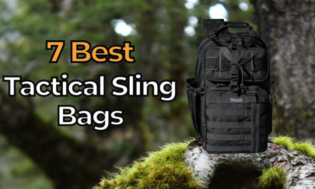 Reviewing 7 Best Tactical Sling Bag