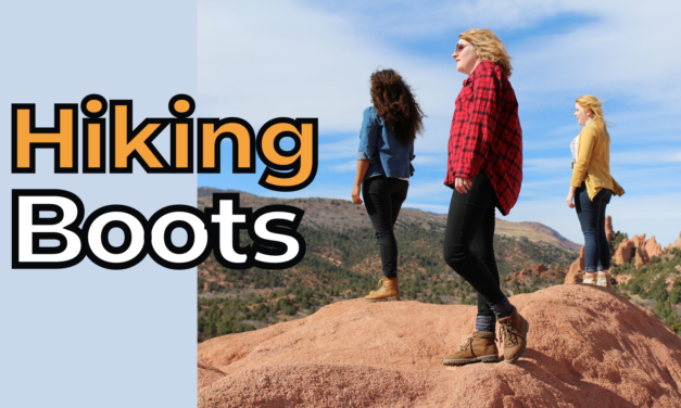 Top 3 of the Best Hiking Boots