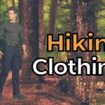hiking cloth