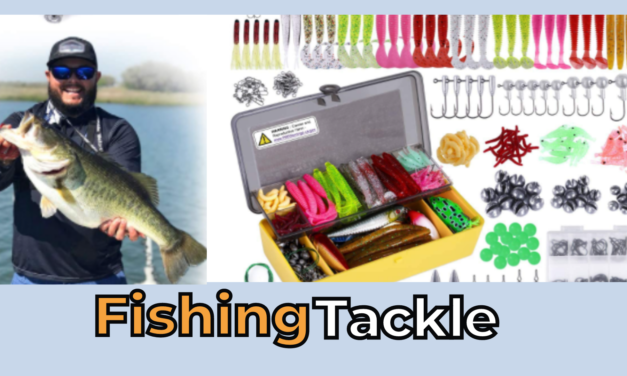 Top 5 of the Best Fishing Tackle