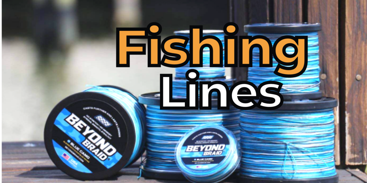 Top 5 of the Best Fishing Lines