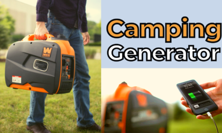 5 of the Best Generators for Camping in 2021