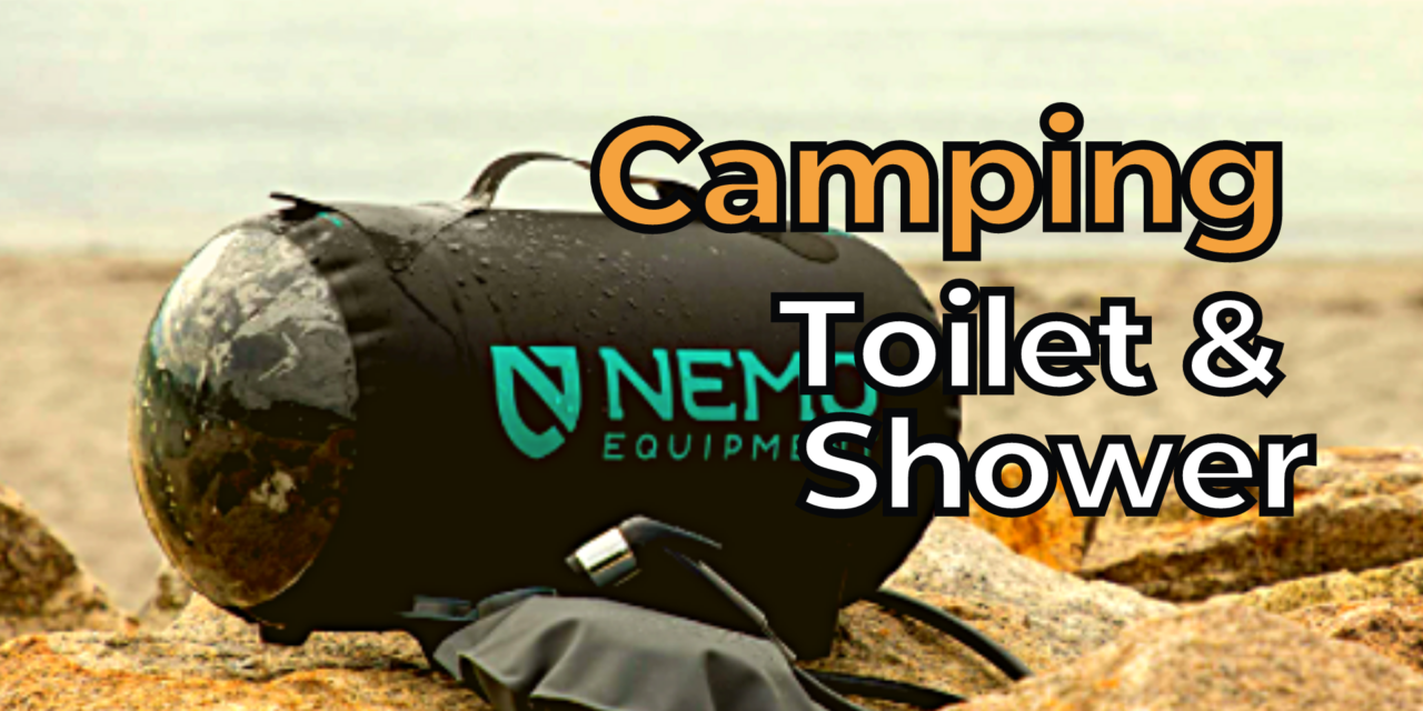 Best Camping Toilet and Shower for Camping